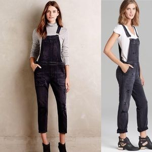 Anthropologie Citizens of Humanity Audrey overalls